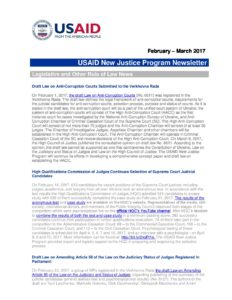 New Justice_Newsletter_February_March 2017_ENG