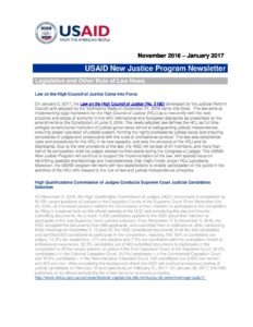 New Justice_Newsletter_November 2016_January 2017_ENG