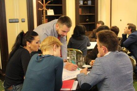Учасники навчальної поїздки до Словаччини 6-13 листопада 2016 року. ФОТО: Програма USAID «Нове правосуддя»