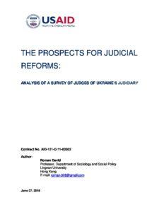 FAIR_Report_Roman_David_Judges_Survey_2016_ENG