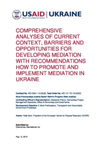 New Justice_Comprehensive_Analyses_on Mediation_ for_ Ukraine_(Ales_Zalar)_ENG